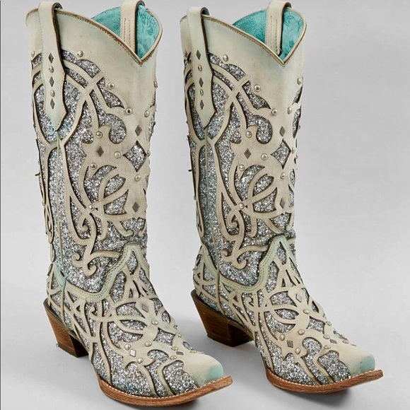 corral color changing boots